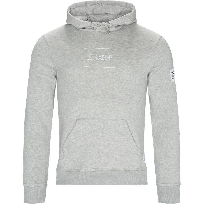 Nancy Sweatshirt - Sweatshirts - Regular - Grå